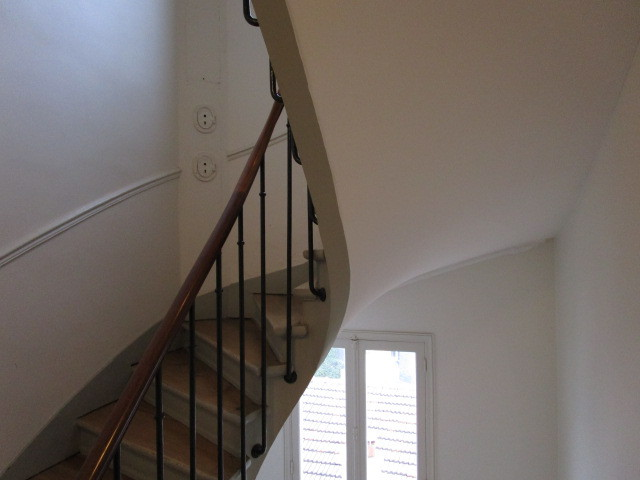 Entreprise de peinture Paris - Cages d\'escaliers