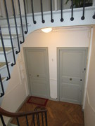 Entreprise de peinture cage d'escalier Paris 13