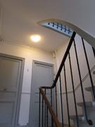 Tegira Paris : peinture cage d'escaliers 75005
