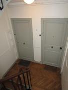 Devis peinture Tegira Paris : cage d'escalier