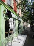 Peintre boutique (devanture et façade) Paris